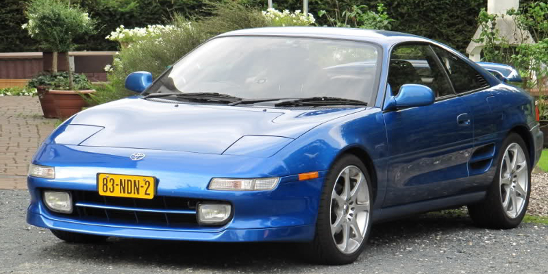 Initial D Toyota MR2 G-Limited
