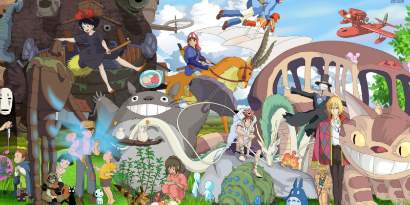 Ni no Kuni: Wrath of the White Witch Studio Ghibli