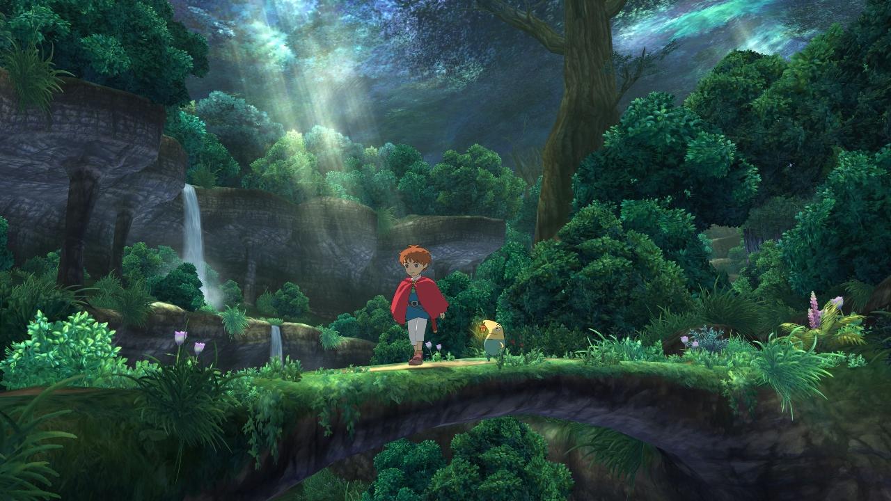 Ni no Kuni: Wrath of the White Witch Studio Ghibli game