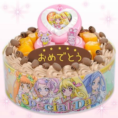 Doki Doki Precure Anime Cake
