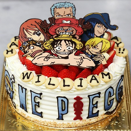 Miraculous 25 Anime Cake Masterpieces Beautiful And Delicious Myanimelist Net Funny Birthday Cards Online Inifodamsfinfo