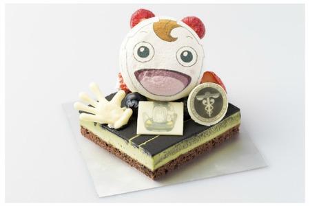 Psycho-Pass Anime Cake