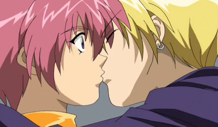 Gravitation yaoi anime boys love BL fandom