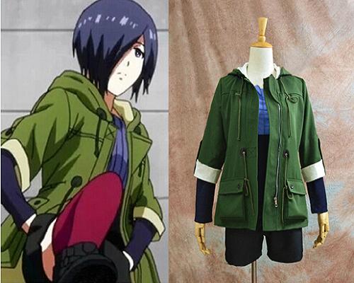Tokyo Ghoul anime jacket, Touka