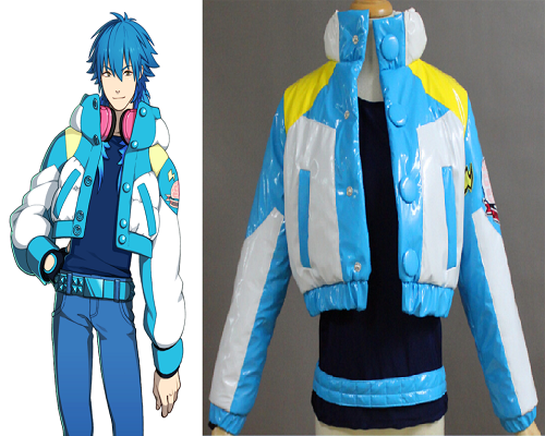 DRAMAtical Murder anime jacket, Aoba Seragaki
