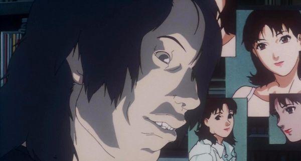 Perfect Blue anime fandom otaku