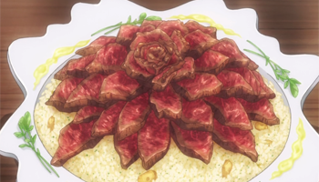 Shokugeki no Souma - Roti don