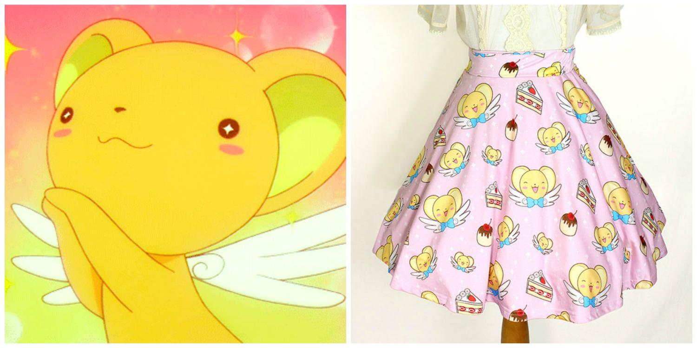 anime skirt