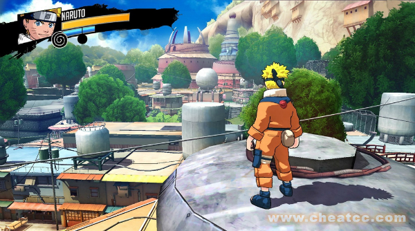 Naruto: Rise of a Ninja is one of the greatest anime games and is based on Naruto