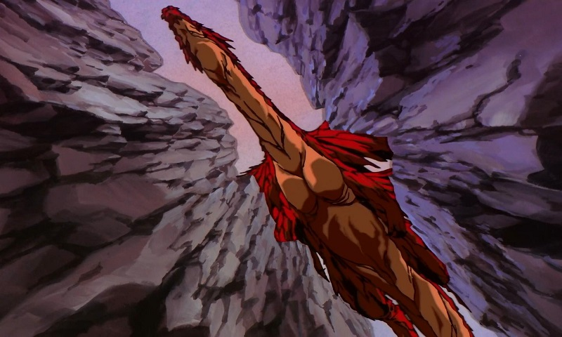 Check out these epic anime dragons, including Shooting Star from Lodoss-tou Senki!