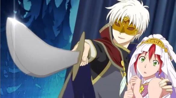 Zen, Shirayuki, types of anime, Akagami no Shirayuki-hime (Snow White with the Red HAair)