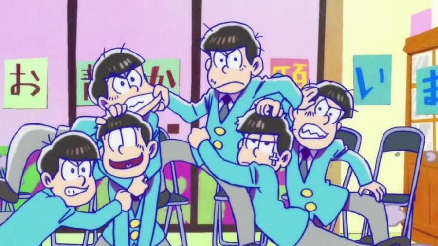 Osomatsu-san weird anime
