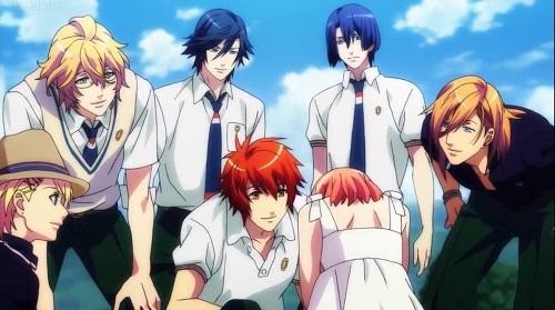 Reverse Harem Anime, Uta no Prince-sama: Maji Love 1000%