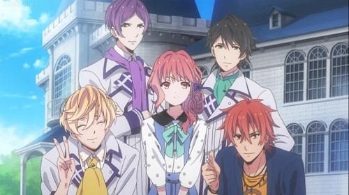Reverse Harem Anime, Bonjour♪Koiaji Pâtisserie
