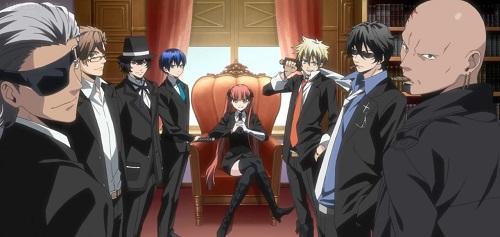 Reverse Harem Anime, Arcana Famiglia