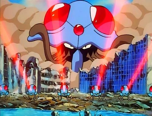 Pokémon Banned Episodes! Tentacruel