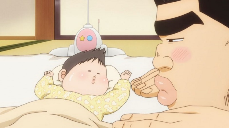 Takeo Gouda and Maki Gouda from Ore Monogatari!! show how important names are in anime