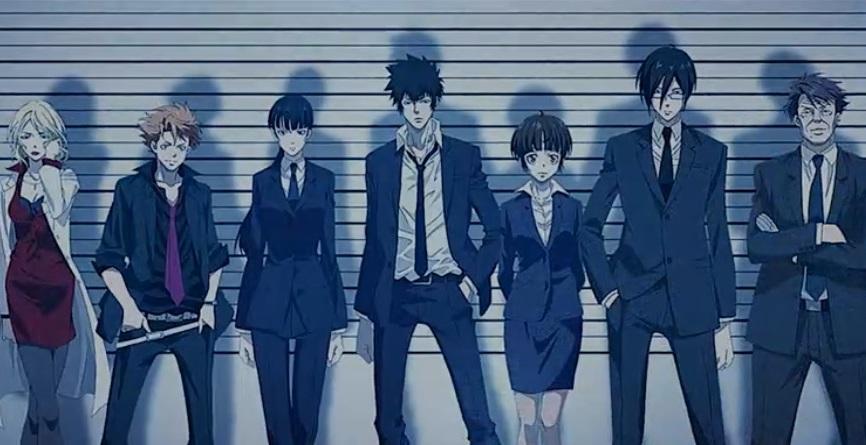 Psycho-Pass: Crew