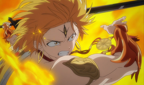 Top 25 Flaming Hot Anime Fire Users - MyAnimeList net
