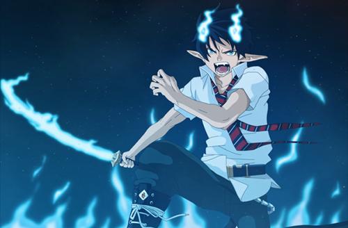 Top 25 Flaming Hot Anime Fire Users - MyAnimeList net