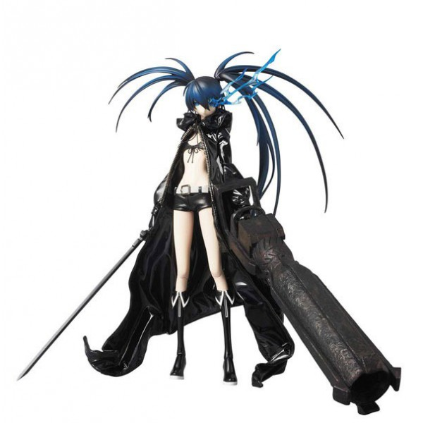 Real Action Heroes No.550 Black Rock Shooter
