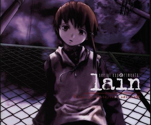 Serial Experiments Lain cyberpunk anime