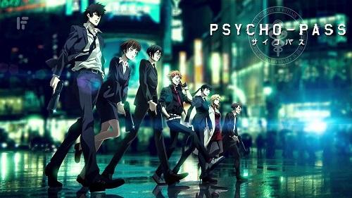 Psycho-Pass cyberpunk anime
