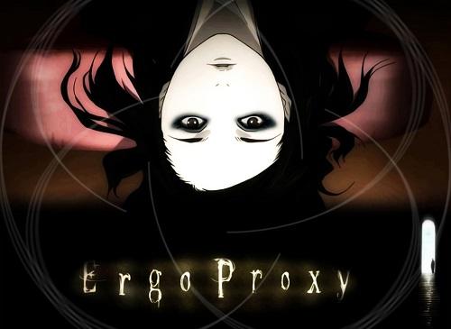 Ergo Proxy cyberpunk anime