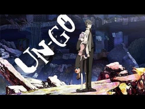 Un-Go cyberpunk anime