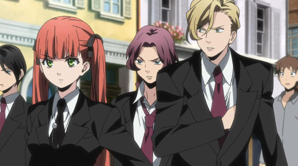 Arcana Famiglia visual novel turned anime