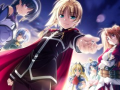 Princess Waltz best visual novels
