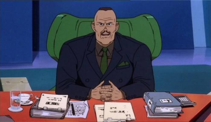 Akira, akira meaning, akira explained, Colonel Shikishima