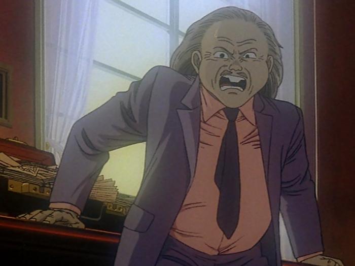 Akira, akira meaning, akira explained, Mr. Nezu