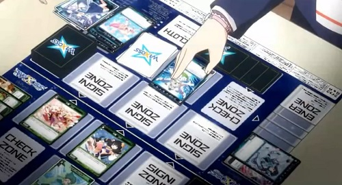 Selector Infected WIXOSS, WIXOSS Game LRIG cards