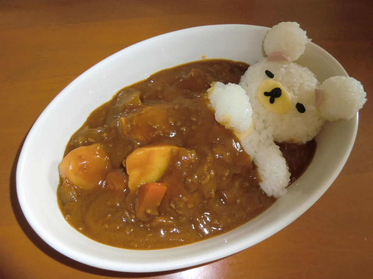 curry naruto foods