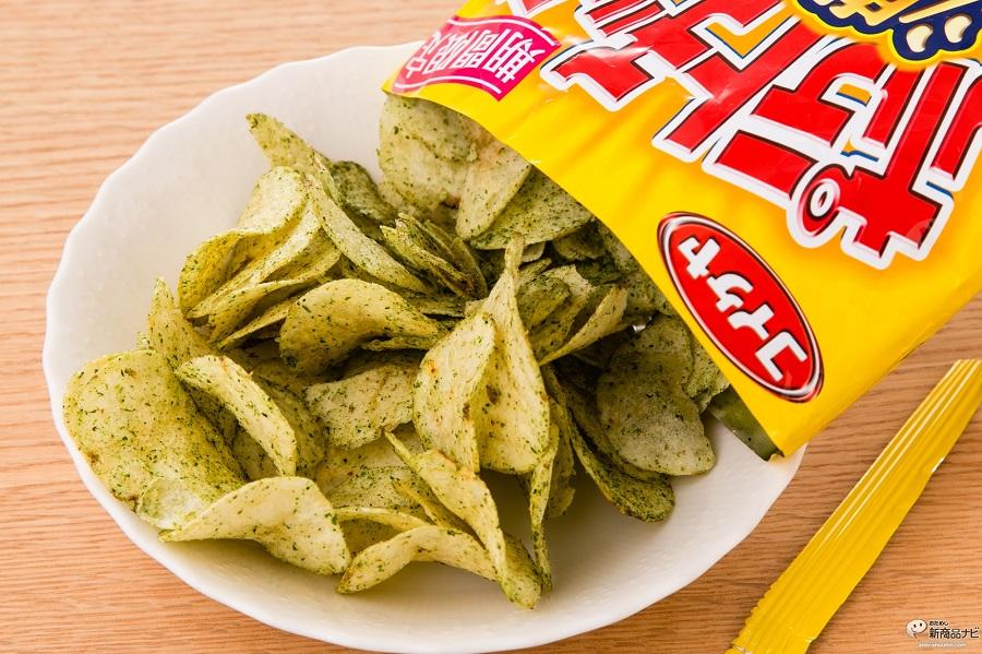 Norishio chips naruto foods