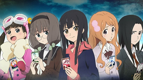Selector Infected WIXOSS selectors and LRIG Cards