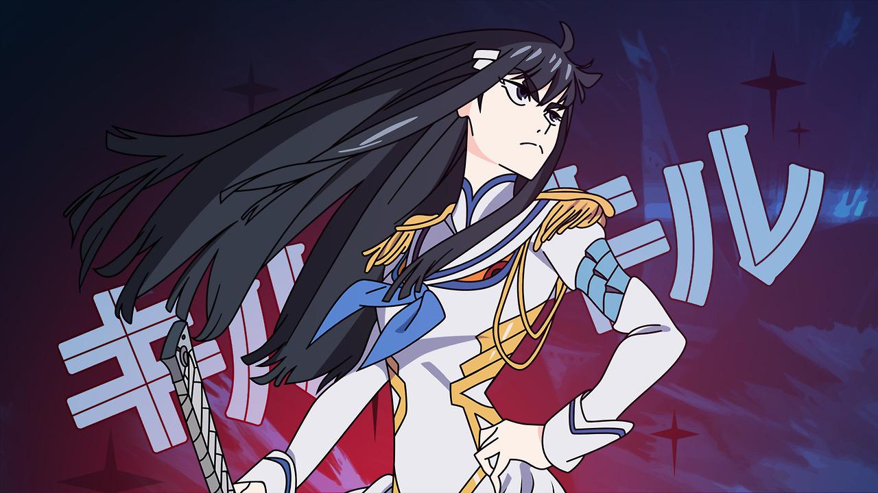 Kill la Kill cosplay Satsuki Kiryuuin
