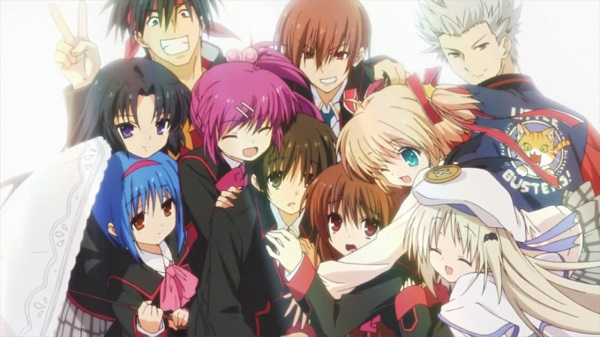 Little Busters visual novel turned anime