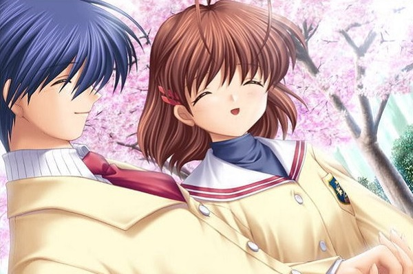Clannad visual novel turned anime
