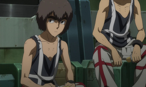 [Mobile Suit Gundam: Iron-Blooded Orphans] Brewers, Child Slaves