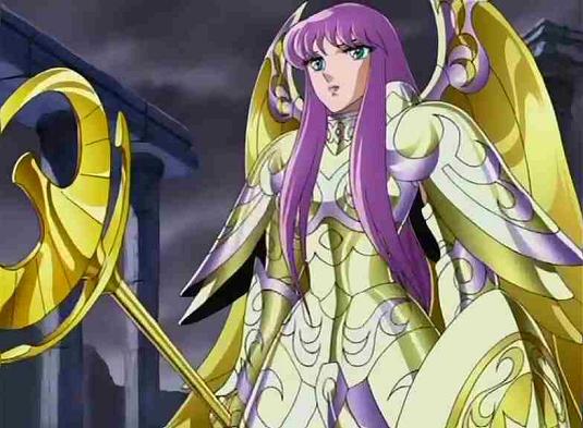 """Saori """"Athena"""" Kido's Athena Cloth, anime armor, Saint Seiya"""