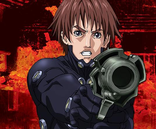 Kei Kuruno's Gantz Suit, anime armor, Gantz