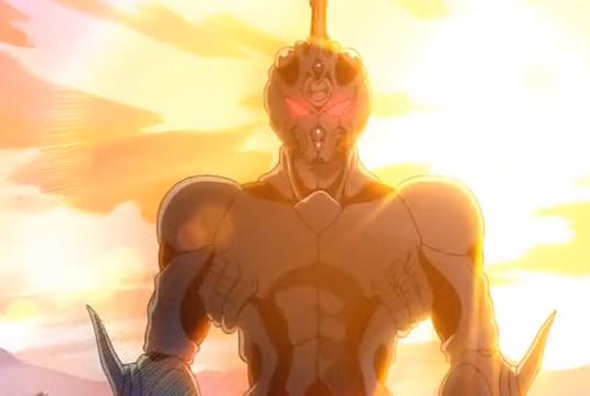 Shou Fukamachi's Guyver I, anime armor, Kyoushoku Soukou Guyver (Guyver: The Bio-boosted Armor)