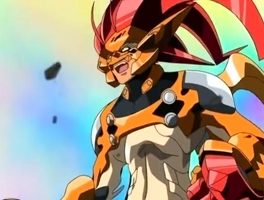Kazuma's Proud Fist Armor, anime armor, Scryed