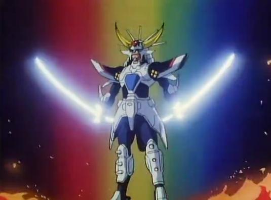 Ryo Sanada's White Armor of Infernoanime armor, anime armor, Yoroiden Samurai Troopers (Ronin Warriors)