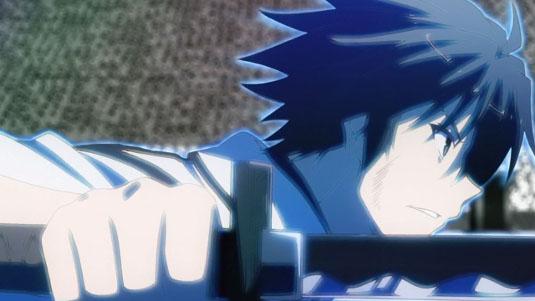 [Rakudai Kishi no Cavalry] Ikki Kurogane, Ittou Shura