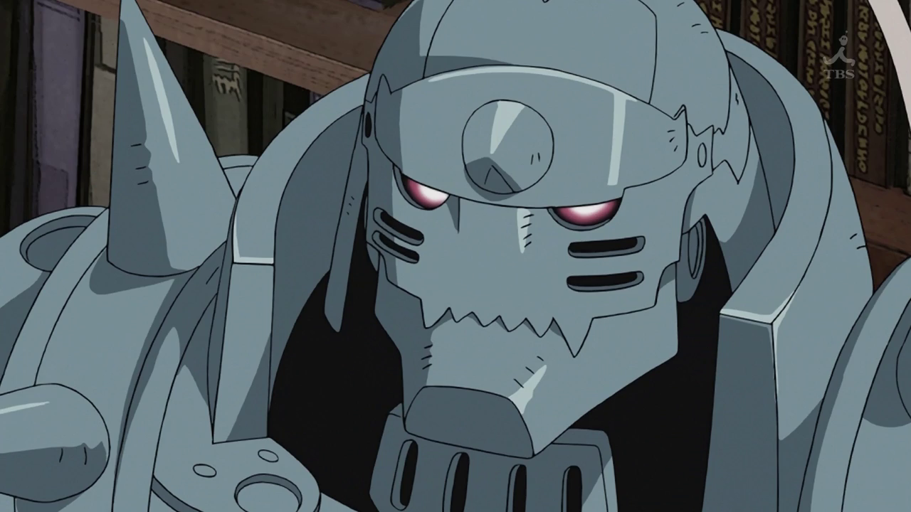 Alphonse elric, anime armor, Full Metal Alchemist: Brotherhood