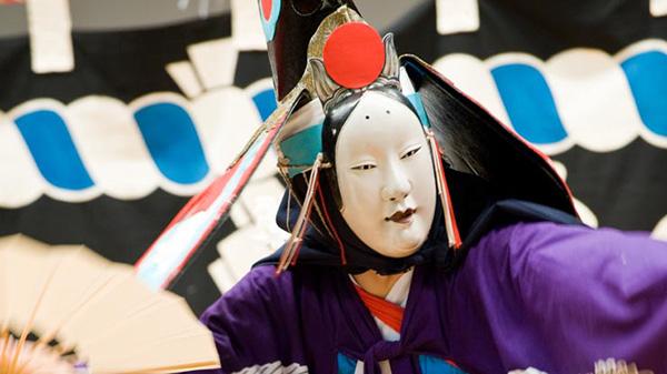 kitsune mask kagura