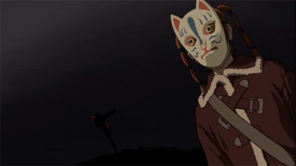 kitsune mask texhnolyze ran